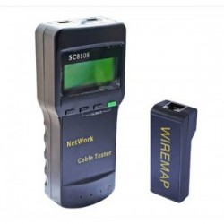 Network Cable Tester SC8108 - 10000227300