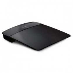 300Mbps Wireless N Router E1200 Linksys - 745883593613