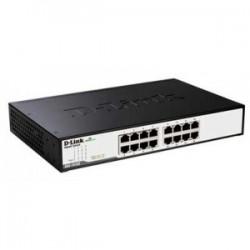 16-Port 10/100/1000M DGS-1016D D-Link - 10000230600