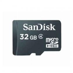 MicroSD HC Class4 4GB SanDisk - 619659052348