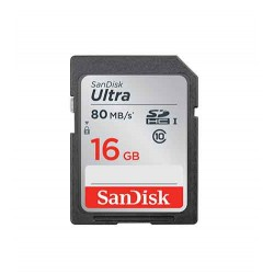 SD Card HC 16GB Extreme Class 10 Sandisk - 619659122843