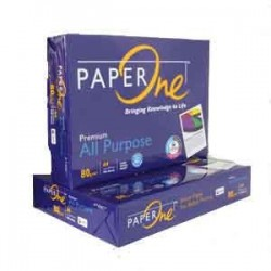 HVS Paper 500PC 80GSM PAPERONE - 8993242592384 - 8993242592421 - 8993242595033