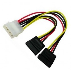 Kabel Power SATA Cabang - 10000098400