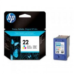 Cartridge HP 22 Color - 882780046597