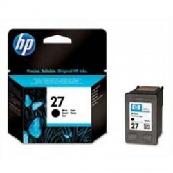 Cartridge HP 27 Black - 808736234443