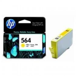 Cartridge HP 564 Yellow - 883585963638
