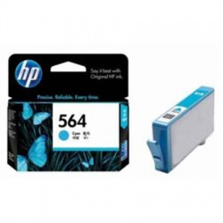 Cartridge HP 564 Cyan - 883585963577