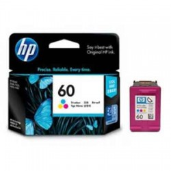 Cartridge HP 60 Color - 883585956623