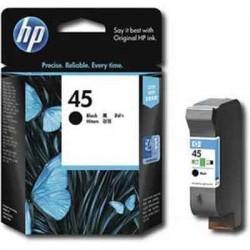 Cartridge HP 45 Black - 725184724787
