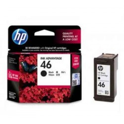 Cartridge HP 46 Black - 886112447892