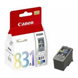 Cartridge CANON CL-831 Color - 4960999452630