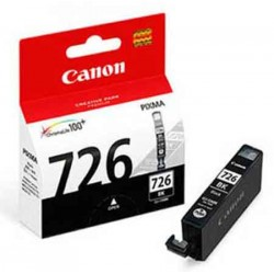 Cartridge CANON CLI-726BK Black - 4960999670317