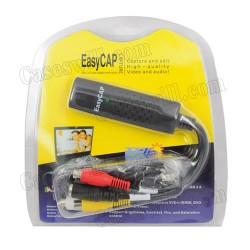 Capture-Edit  Audio Video EasyCAP - 10000103700