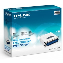 Parallel to Ethernet TL-PS110P TP-LINK - 10000149700