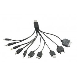 USB to BlackBerry/iPhone/ Nokia/ HTC/etc - 10000150300