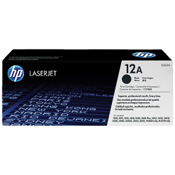 Toner cartridge 12A (Q2612A) HP - 808736558136