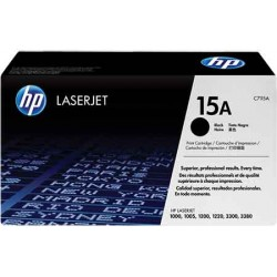 Toner cartridge 15A (C7115A) HP