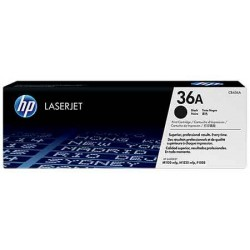 Toner Cartridge 36A (CB436A) HP - 882780905221
