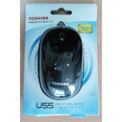 Optical Mouse U55 USB Toshiba - 4051528175691 - 4051528165807
