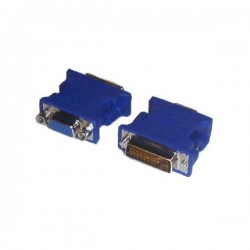 Conector DVI 24+5 Male to VGA Female - 10000224000