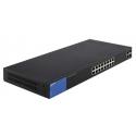 18-Port Smart Gigabit PoE+ Switch LGS318P-AP Linksys