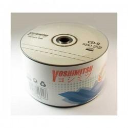 CD-R 52X 50Bulk FU Yoshimitsu - 1314168553216