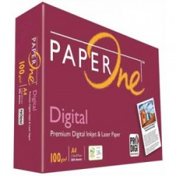 A3 Inkjet Paper 500PC 100GSM Paperone - 10000233100
