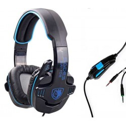 Gaming Headset Chopper SA-711 SADES - 6956766900365