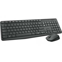 Wireless Combo MK235 Logitech - 097855120212