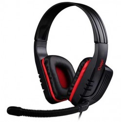 Gaming Headset Chopper Red SA-711 SADES - 6956766904561