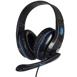 Gaming Headset TPOWER Blue SA-701 SADES - 6956766907401