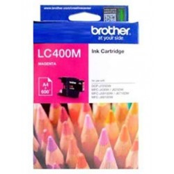 Cartridge Brother LC400M Magenta - 4977766703284