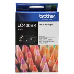 Cartridge Brother LC400BK Black - 4977766703260