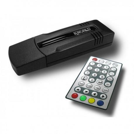 TV Turner USB Plus TV Analog Pro Stick Kworld