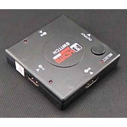 3 Port HDMI Switch - 10000196000