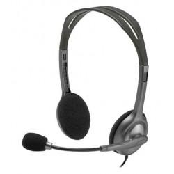 Stereo Headset H110 Logitech - 10000204400