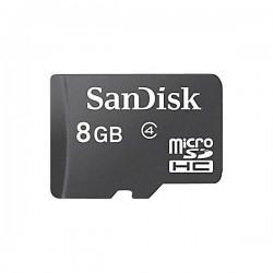 MicroSD HC Class4 8GB SanDisk - 619659052362