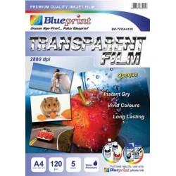 A4 Transparent Film 5PC Opaque Blueprint - 8997031730247