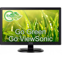 "Led Monitor View Sonic  24"" (23.6"" viewable) VA2465sh"
