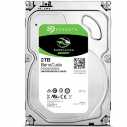 Internal HDD PC Seagate BARAKUDA 2Tb - ST2000DM006