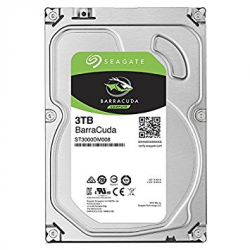 Internal HDD PC Seagate BARAKUDA 3Tb - ST3000DM008