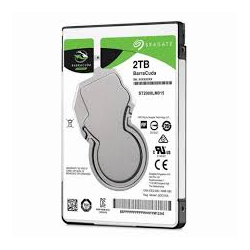 Internal HDD Laptop Seagate BARAKUDA 2Tb - ST2000LM015