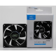 Case Fan 8cm 12V DC Black Deep Cool - 6933412703242