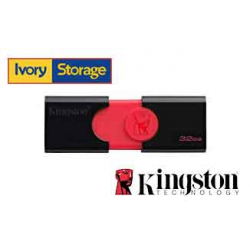 USB Flash Drive DT106 32GB Kingston - 740617282368
