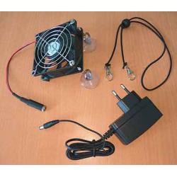 Modem Router Cooler Pad 8cm - 10000258300