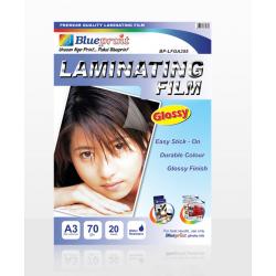 Laminating Film Glossy 20PC Blueprint - 8997031730100