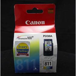 Cartridge CANON CL-811 Color - 4960999617077