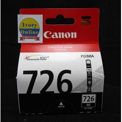 Cartridge CANON CLI-726BK Black - 4960999670317