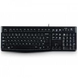 Keyboard K120 USB Logitech - 097855067081