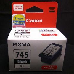 Cartridge CANON PG-745 Black - 4960999974590